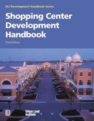 Shopping Center Development Handbook 9780874208528