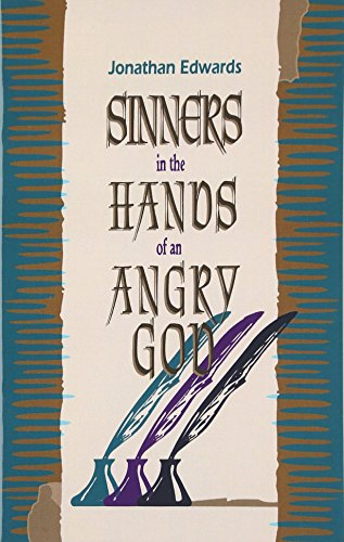 Sinners in the Hands of an Angry God 9780875522333