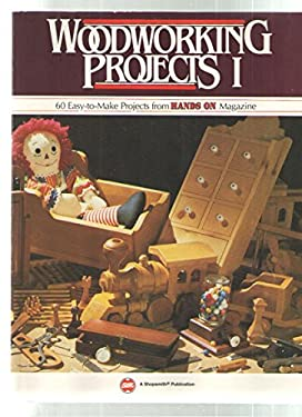 Sixty Easy-To-Make Projects from Hands on Magazine Woodworking Project 1