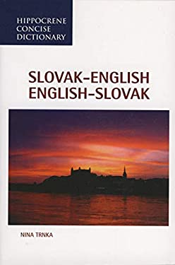 Slovak-English/English-Slovak Dictionary 9780870521157