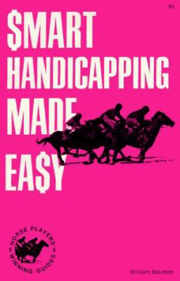 Smart Handicapping Made Easy 9780879802707