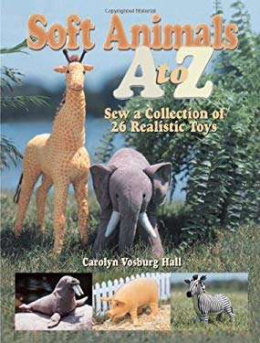 Soft Animals A to Z 9780873495790