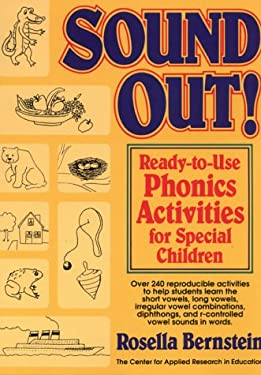 Sound Out!: Ready-To-Use Phonics Activities for Special Children 9780876288672
