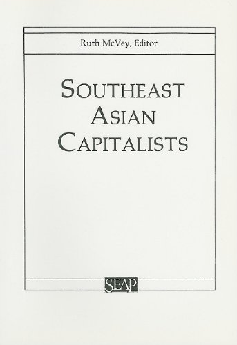 Southeast Asian Capitalists 9780877277088