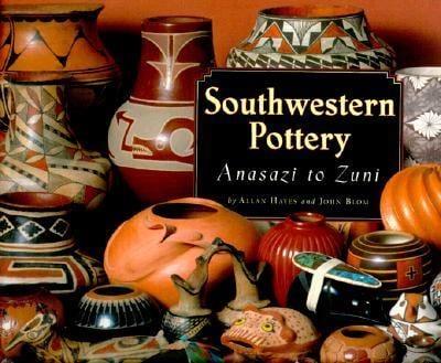 Southwestern Pottery: Anasazi to Zuni 9780873586566