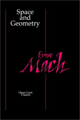 Space and Geometry: In the Light of Physiological, Psychological, and Physical Inquiry 9780875481777