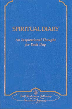 Spiritual Diary: An Inspirational Thought for Each Day 9780876120217