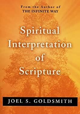 Spiritual Interpretation of Scripture 9780875163109