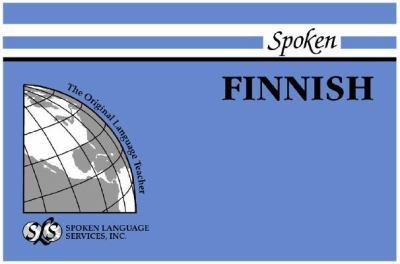 Spoken Finnish: Units 1-12 [With 1] 9780879500764