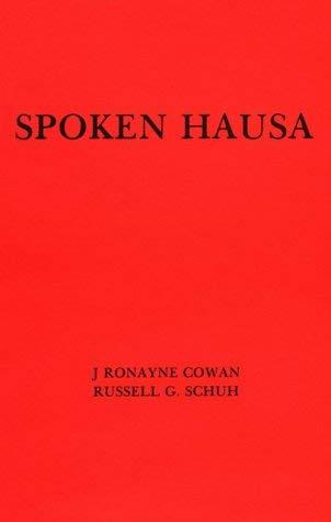 Spoken Hausa 9780879504014