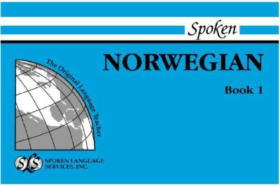 Spoken Norwegian [With 1] 9780879501761