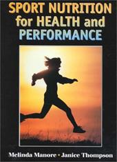 Sport Nutrition for Health and Performance 3850620