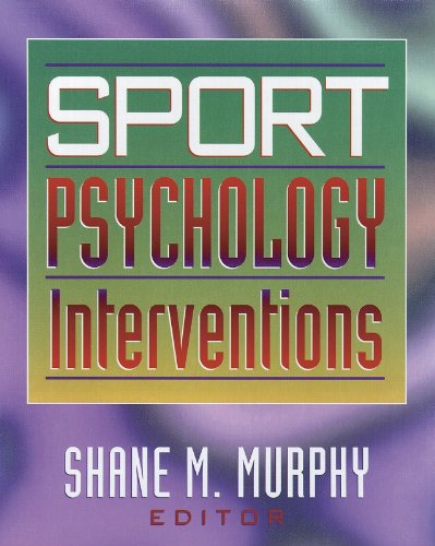 Sport Psychology Interventions 9780873226592