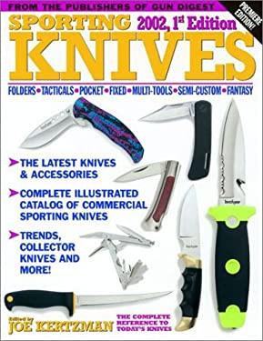 Sporting Knives 2002 9780873492669