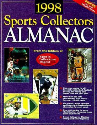 Sports Collectors Almanac 9780873415484