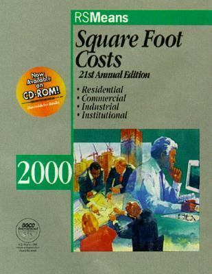 Square Foot Costs 9780876295502