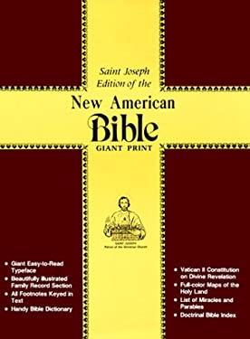 St. Joseph Giant Print 9780879738907