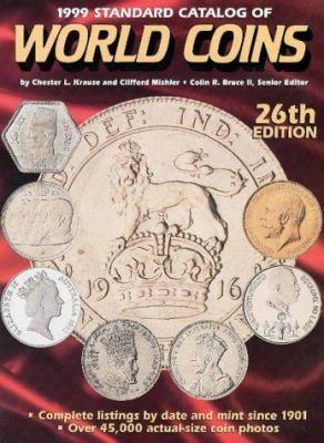 Standard Catalog World Coins 9780873415934