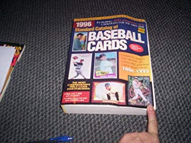 Standard Catalog of Baseball Cards 9780873413817