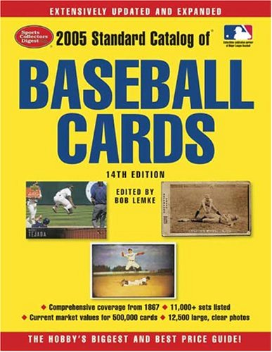 Standard Catalog of Baseball Cards 9780873498791
