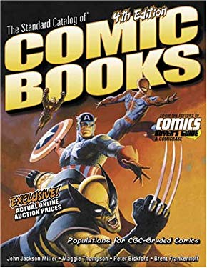 Standard Catalog of Comic Books 9780873499934
