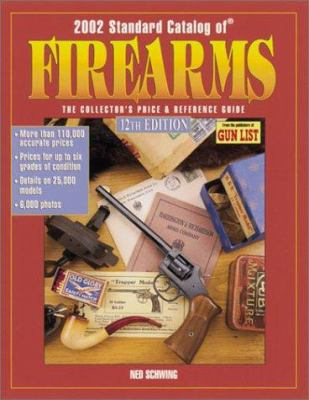 Standard Catalog of Firearms: The Collector's Price & Reference Guide 9780873493314