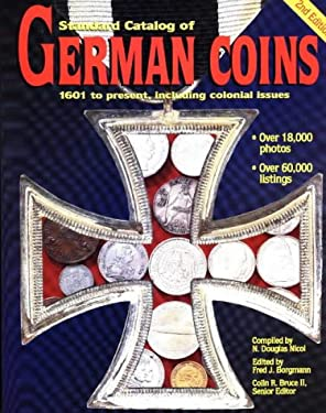 Standard Catalog of German Coins 9780873416443