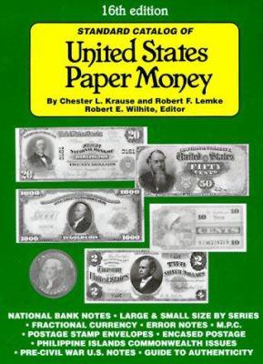 Standard Catalog of United States Paper Money 9780873415361