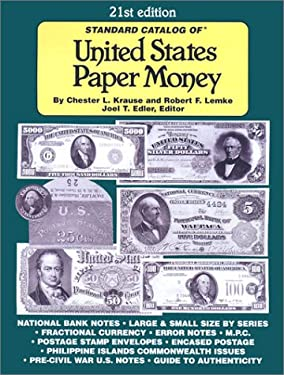 Standard Catalog of United States Paper Money 9780873494908
