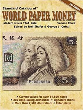 Standard Catalog of World Paper Money 9780873495912