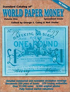 Standard Catalog of World Paper Money, Specialized Issues, Volume One 9780873494663