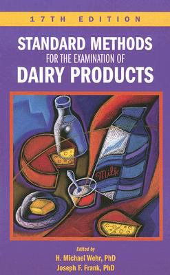 Standard Methods for the Examination of Dairy Products 9780875530024