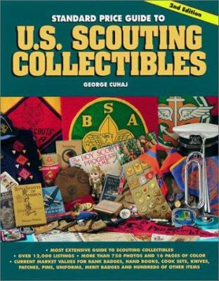 Standard Price Guide to U.S. Scouting Collectibles 9780873419536