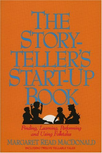 Storyteller's Start-Up Book 9780874833058
