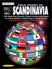 Strings Around the World -- Folk Songs of Scandinavia: Score 3872867