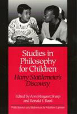 Studies in Philosophy for Children: Harry Stottlemeier's Discovery 9780877228738
