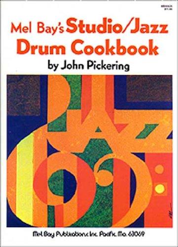 Studio - Jazz Drum Cookbook 9780871666826