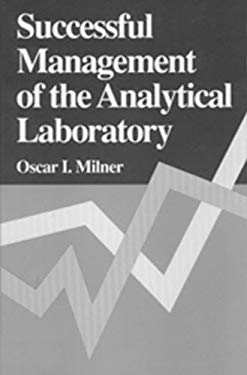 Successful Management of the Analytical Laboratory 9780873714389