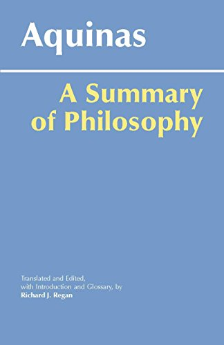 Summary of Philosophy 9780872206571