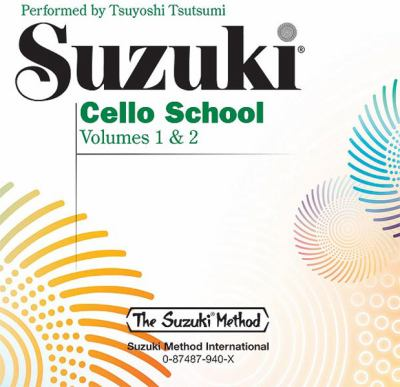 Suzuki Cello School: Volumes 1 & 2 9780874879407