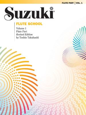 Suzuki Flute School, Vol 1: Flute Part 9780874871654