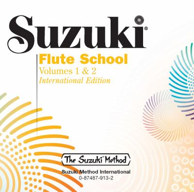 Suzuki Flute School: Volumes 1 & 2 9780874879131