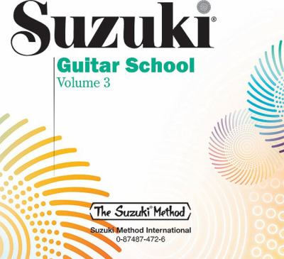Suzuki Guitar School, Vol 3 9780874874723