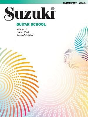 Suzuki Guitar School, Vol 1: Guitar Part 9780874873887