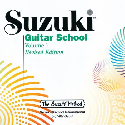 Suzuki Guitar School, Volume 1 9780874873962
