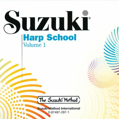 Suzuki Harp School, Volume 1 9780874872873