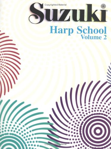 Suzuki Harp School, Vol 2: Harp Part