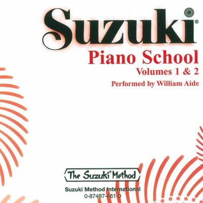 Suzuki Piano School, Vol 1 & 2 9780874874617