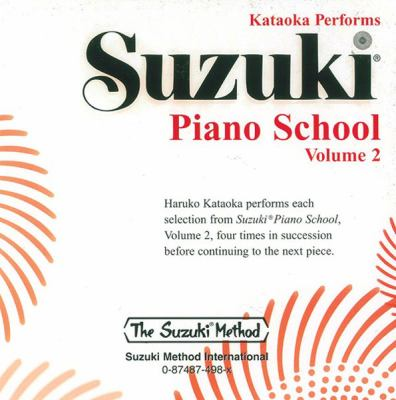 Suzuki Piano School, Vol 2 9780874874983