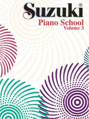 Suzuki Piano School, Vol 3 9780874871623